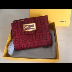Fendi Wallet NEW